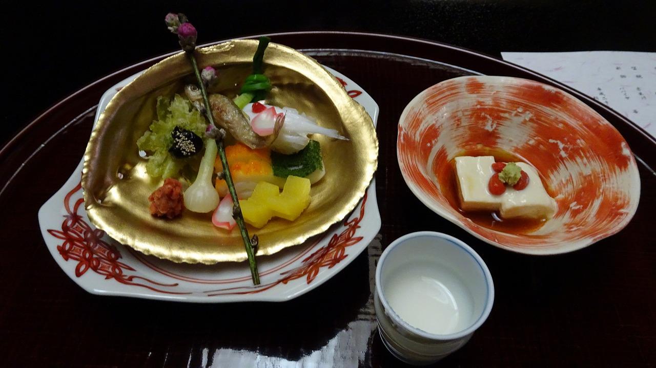 いちい亭 食事・感想編 (2017年3月)