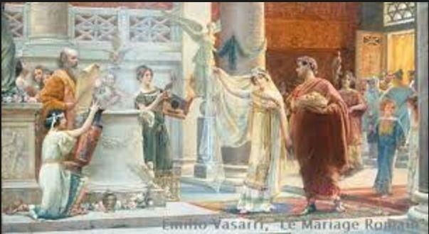 Roman Marriage