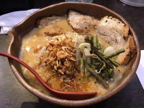 麺場 田所商店 本店 (味噌ラーメン)