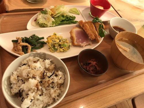 おぼん de ごはん ルミネ池袋店(和食)