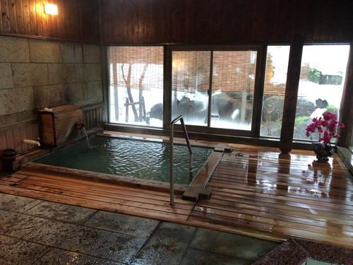 GUEST HOUSE シーダーロッジ(温泉と上里SA名物姫豚丼のランチ)